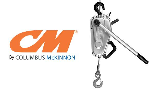 Mini cranes and electrical and manual hoist CM