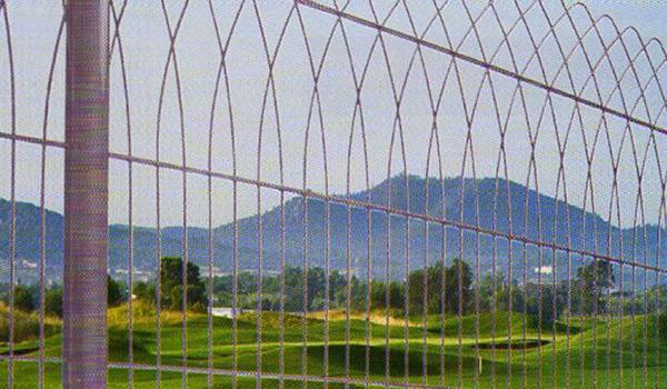 DEACERO Milan Fence