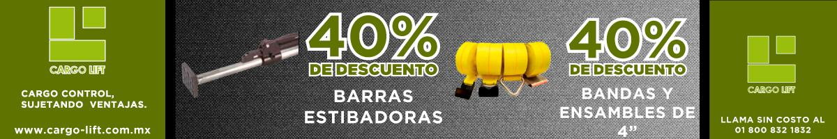 The Greatest Sale in this beginning of the year in Cargo Control Products