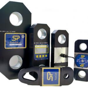 Dinamómetros y celdas de carga Straightpoint