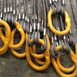Cargo Lift Wire Rope Slings
